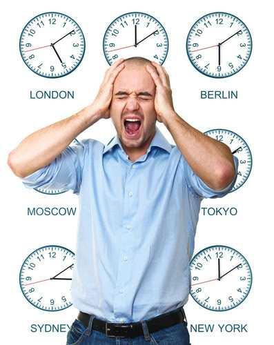ما هو  علاج اضطراب النوم بعد العودة من السفر؟